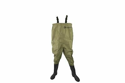 Trakker Cygnet Chest Waders All Sizes Available Carp Fishing Waders • 49.75£