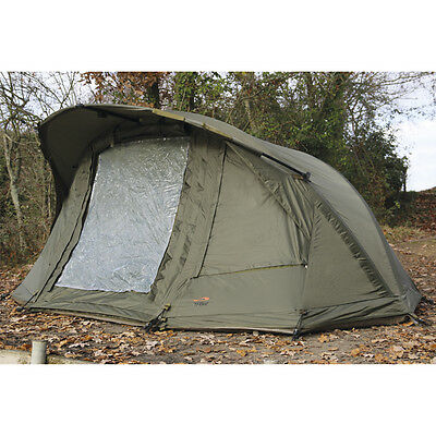 TF Gear Airflo Inflatable Air Pole MK2 1 Or 2 Man Fishing Bivvy Tent EX DEMO • 199.99£