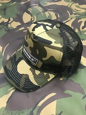 Camo Cap NEW Carp Fishing Baseball Hat • 12.99£