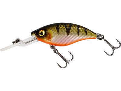 Westin BuzzBite 6cm Crankbait - Perch Fishing Lures • 8.49£