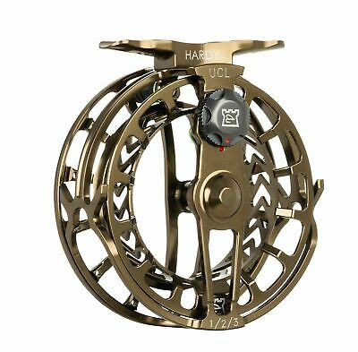 Hardy Ultraclick UCL 1000 #1/2/3 Fly Fishing Reel - Ultra Lightweight 2021 • 185£