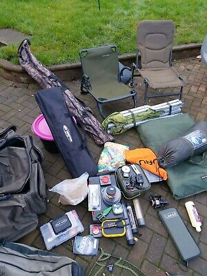Carp Fishing Setup  • 270£