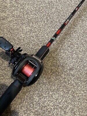 Abu Garcia Black Max Rod And Reel Combo • 32£