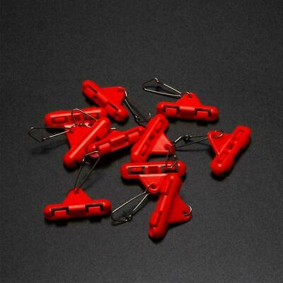 10Pcs Plastic Artificial Bait Adjustable Weight Deep Fishing Towing Sea B9Y5 • 2.48£