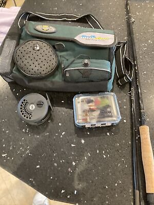 Complete Fly Fishing Kit • 42£