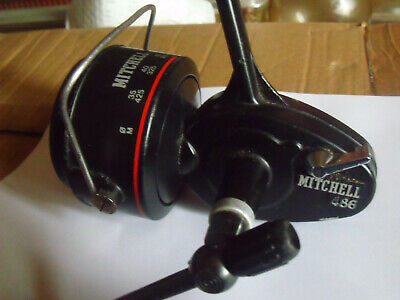 Vintage Mitchell 486 Sea Fishing Reel And Spare Spool , Good Working Condition  • 29.99£