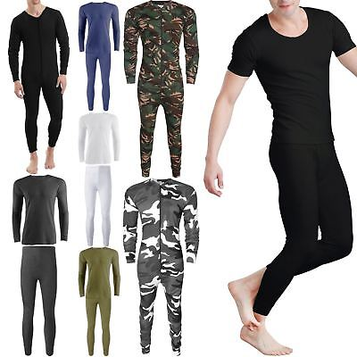 New Mens And Kids Thermals Full Sets Under Wear Sie Long Sleeves Tops Long Johns • 13.99£