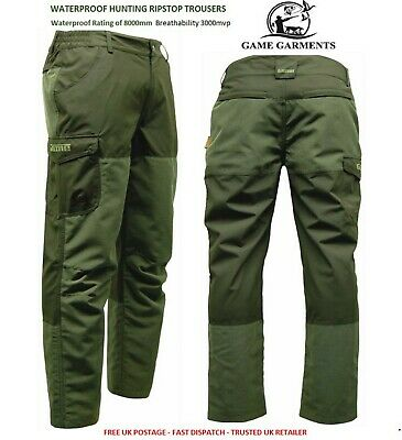 Excel Trousers Ripstop Waterproof, Breathable Shooting, Hunting, Beating Fishing • 39.95£