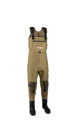 Snowbee Classic Bootfoot Neoprene Chest Waders Available In Fuller Body • 97.99£