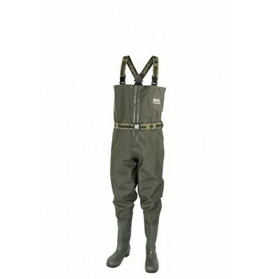 WADERS - SNOWBEE GRANITE - CHEST WADERS - Durable Waders • 49.99£