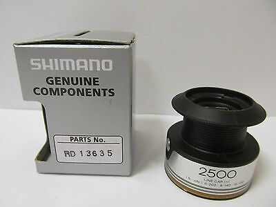 Shimano Spare Spool To Fit Baitrunner St 2500 Fa (rd 13635) • 9.99£
