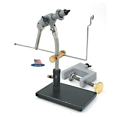 Anvil Apex Fly Tying Vice For Trout And Salmon Fishing Flies • 150£