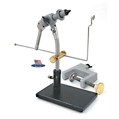 Anvil Apex Fly Tying Vice For Trout And Salmon Fishing Flies • 175£