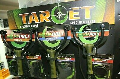 Gardner Tackle Ultrapult Range Catapults & Spare Pouches & Elastic Available • 4.99£