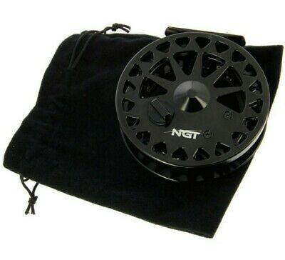 NGT Dynamic Centrepin Coarse Fishing Trotting Reel • 44.99£