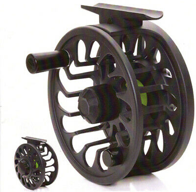 Vision Raven  Trout Fly Reel Incl Free Spare Spool • 95£