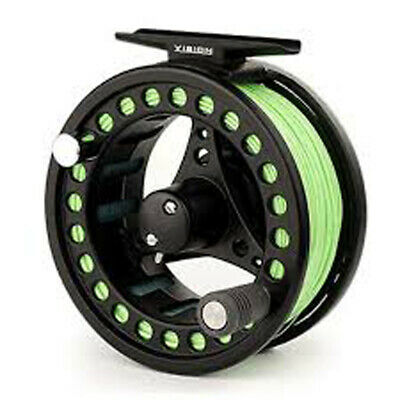Vision Koma Large Arbor Reel #7/8 & Spare Spools (available Separately) • 75£