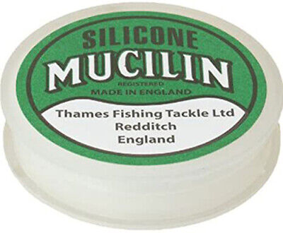 Green Silicone Mucilin Grease Floatant • 3.50£