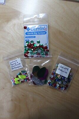 Sea Fishing Sequins And Spoons Variety Pack • 3.50£