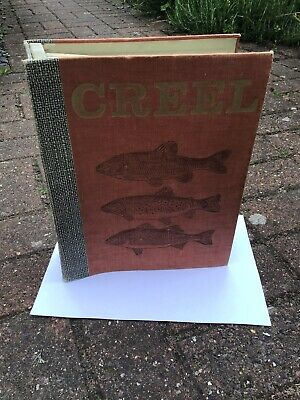 Creel Vintage Fishing Magazines With Binder • 50£