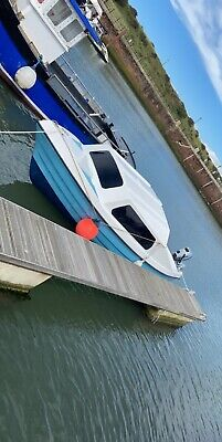 17ft Boat And Engine  • 1,000£