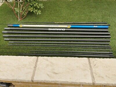 Shimano Technium Xt Competition 12.5m Fishing Pole Package  • 50£
