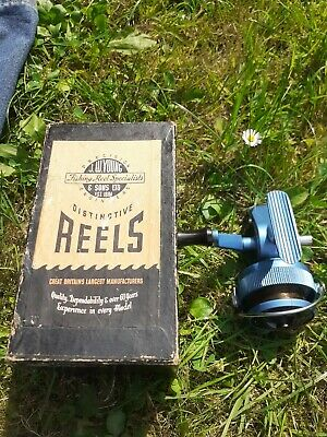 Vintage The Ambidex Mark 6 - -J.W. Young Redditch, With Box. Wonderful Condition • 0.99£
