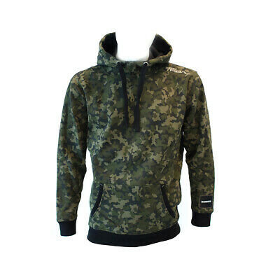 Shimano Tribal Hoodie Tri-Camo NEW IMPROVED QUALITY • 38.99£