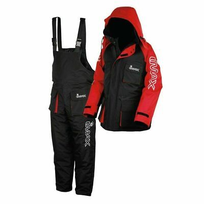 New Imax Thermo Suit 2pc Sea Fishing 100% Waterproof Windproof +free Gifts • 98.99£