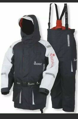 IMAX CoastFloat 2 Piece Floatation Suit NEW Sea Fishing Thermal Suit XL • 73.01£