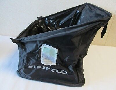 Preston Space Station Shuttle 2 Wheel Load Spare Compartment Bag - Spst/10 • 24.99£