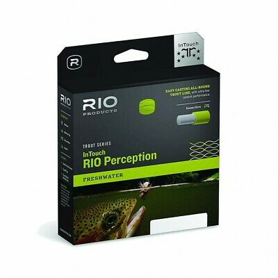 RIO INTOUCH Perception FLOATING FLY FISHING LINE. Priced To Clear  £60 • 60£
