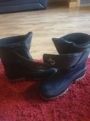Vass Fleece Lined Boots 11 • 35£