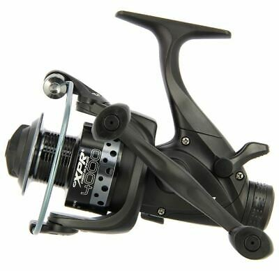 NGT XPR 4000 Carp Fishing Bait Runner Reel 10BB Deluxe Twin Handle • 26.50£