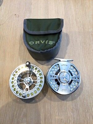 Orvis Battenkill Large Arbor/IV With Spare Spool, New • 100£