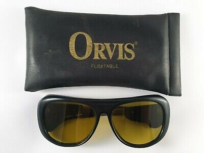 Vintage Orvis Fishing Sunglasses With Case • 40£