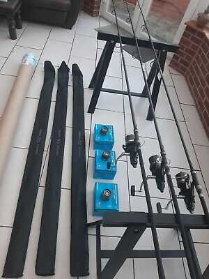 Job Lot Shimano Rods With Shimano Reels X3 • 600£