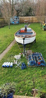 16ft Open Fishing Boat • 2,400£