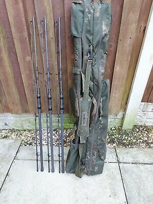 Nash Scope TT Rods 9ft 3.5lb Tc SU X3,  Nash Scope Holdall  • 297£