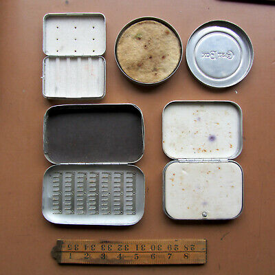 Quantity Of Richard Wheatley Fly Boxes Etc • 24.99£