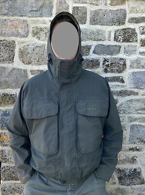 Simms Guide Jacket Size Large • 0.99£
