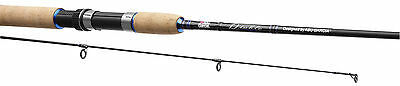 Abu Garcia 2 Piece Carbon Devil Fishing Spinning Rod 5ft 6in, 7ft, 8ft & 9ft • 34.64£