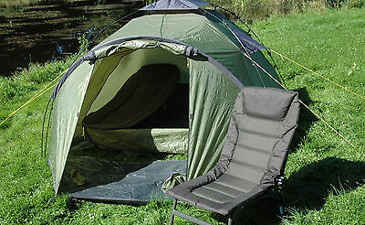 Scotwild Easy Up 2 Skin Bivvy Quick Erect Tent Rrp £149.99 • 79.99£