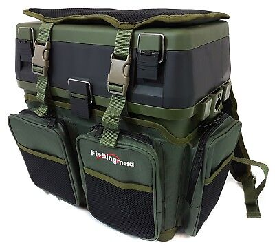 Seat Box And Or Seatbox Rucksack Back Pack  • 14.99£