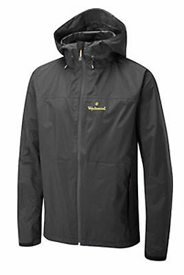 Wychwood Waterproof Breathable Hooded Jackets All Sizes Black • 46.19£
