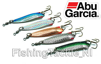 Abu Garcia Toby Spoon Lures 7g - 18g Trout/Salmon/Bass Fishing - NEW Colours  • 3.99£