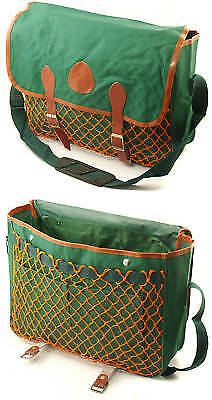 Clearance Bison Traditional Fishing Net Game Bag • 9.99£