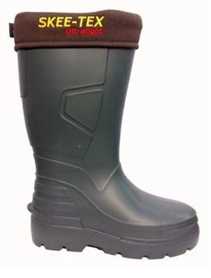 Skee-Tex Ultralight Fishing EVA Skeetex Welly Boots • 37.95£