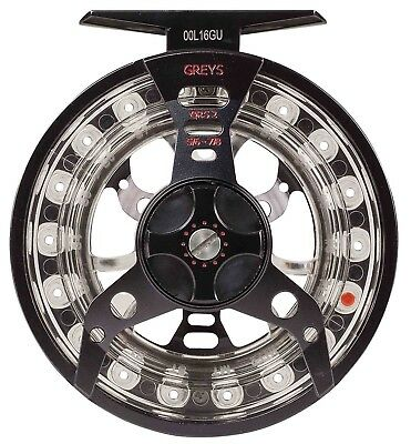 Greys New 2018 QRS Quad Rating System Freshwater Fly Fishing Cassette Reel • 109.71£