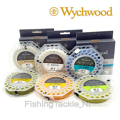 Wychwood Connect Series Fly Fishing Line - Floating Sink Intermediate All Sizes • 26.95£